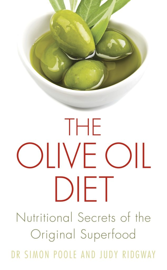 The Olive Oil Diet cover